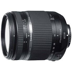 タムロン TAMRON カメラレンズ 18-270mm F/3.5-6.3 Di II VC PZD APS-C用 ブラック B008TS [ニコンF /ズームレンズ][B008TS]