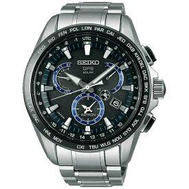 セイコー SEIKO [ソーラーGPS時計]アストロン(ASTRON) 「デュアルタイム」 SBXB101【日本製】