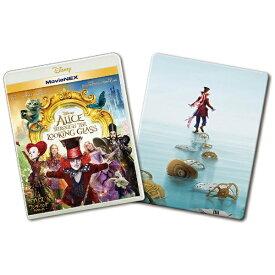ウォルト・ディズニー・ジャパン The Walt Disney Company (Japan) アリス・イン・ワンダーランド 〜時間の旅〜 MovieNEXプラス3D スチールブック(オンライン予約限定商品) 【ブルーレイ ソフト+DVD】