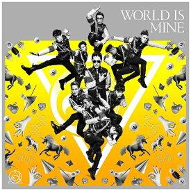 ソニーミュージックマーケティング RADIO FISH/WORLD IS MINE Type-A 【CD】