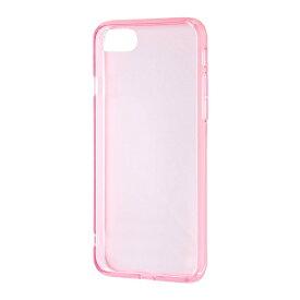 レイアウト rayout iPhone 7用 ハイブリッドケース ピンク RT-P12CC2/P