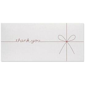 マルアイ MARUAI [金封] ギフト券袋 thank you W 5枚 GF-TW