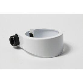 ライダーズカフェ RIDERZ CAFE シートクランプ(ホワイト) SC004