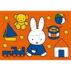 アポロ社 Apollo-sha 26-31 ピクチュアパズル ミッフィーとおもちゃ