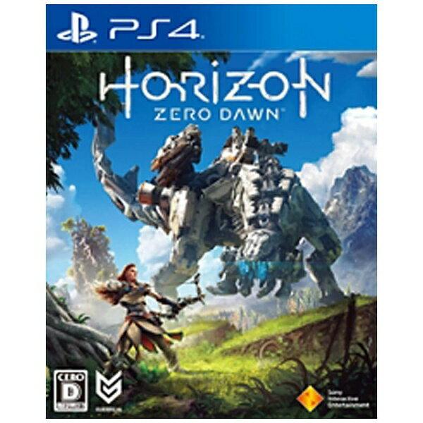 【送料無料】 ソニーインタラクティブエンタテインメント Horizon Zero Dawn 通常版【PS4ゲームソフト】
