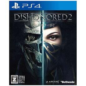 ベセスダソフトワークス Bethesda Softworks Dishonored 2【PS4ゲームソフト】