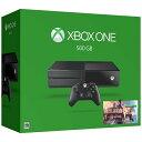 【送料無料】 マイクロソフト Xbox One(エックスボックスワン) 500GB(バトルフィールド 1 同梱版) [ゲーム機本体]