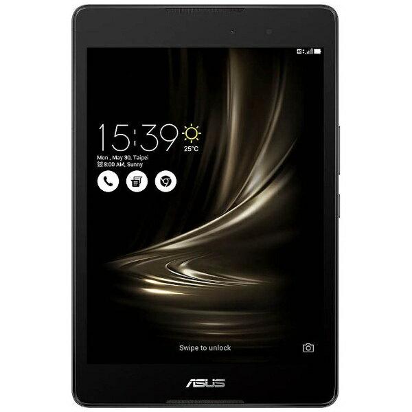 【送料無料】 ASUS エイスース 【スマホエントリーでポイント10倍 8/15 23:59まで】【LTE対応】ZenPad3 8.0 ブラック [Z581KL-BK32S4] 7.9型・Snapdragon・ストレージ 32GB・メモリ 4GB microSIMx1 Android 6.0.1 SIMフリータブレット[Z581KLBK32S4]