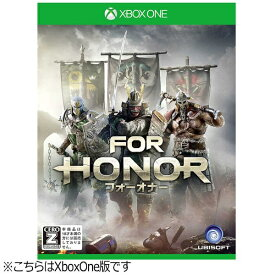ユービーアイソフト Ubisoft フォーオナー【Xbox Oneゲームソフト】