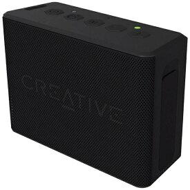 クリエイティブメディア CREATIVE SP-MV2C-BK ブルートゥース スピーカー Creative MUVO 2c ブラック [Bluetooth対応 /防水][SPMV2CBK]