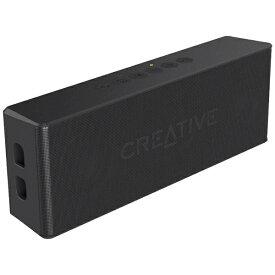 クリエイティブメディア CREATIVE SP-MV2-BK ブルートゥース スピーカー Creative MUVO 2 ブラック [Bluetooth対応 /防水][SPMV2BK]