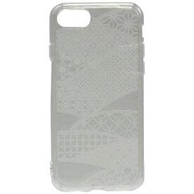 OWLTECH オウルテック iPhone 7用 gufo TPUケース クリア ストラップホール付 切子硝子 OWL-CVIP716KG-CL
