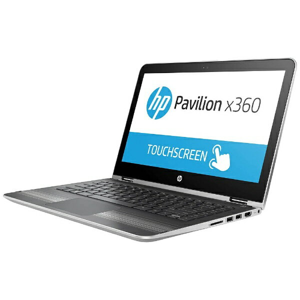 【送料無料】 HP 13.3型ノートPC [Win10 Home・Core i3・HDD 500GB・メモリ 4GB] HP Pavilion 13-u049TU x360 X5Q07PA#ABJ (2016年秋冬モデル)[X5Q07PA#ABJ]