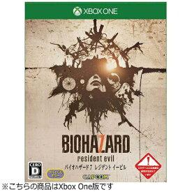 カプコン CAPCOM バイオハザード7 レジデント イービル【Xbox Oneゲームソフト】