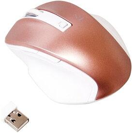 ナカバヤシ Nakabayashi MUS-RKF119P マウス Digio2 Zシリーズ ピンク [BlueLED /5ボタン /USB /無線(ワイヤレス)][MUSRKF119P]