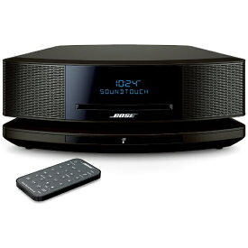BOSE ボーズ Wi-Fi スピーカー Wave SoundTouch music system IV エスプレッソブラック [Bluetooth対応 /Wi-Fi対応]