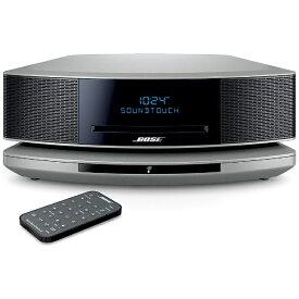 BOSE ボーズ Wi-Fi スピーカー Wave SoundTouch music system IV プラチナムシルバー [Bluetooth対応 /Wi-Fi対応]