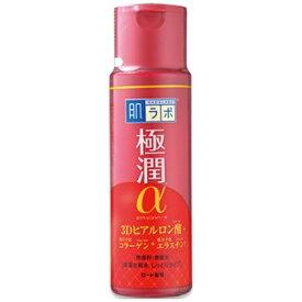 ロート製薬 ROHTO 肌研(ハダラボ) 極潤 α 3Dヒアルロン酸保湿化粧水 しっとりタイプ(170ml)[化粧水]【wtcool】