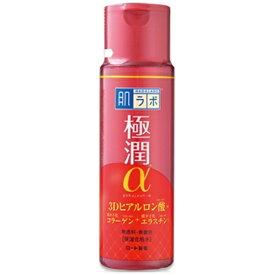 ロート製薬 ROHTO 肌研(ハダラボ) 極潤 α 3Dヒアルロン酸保湿化粧水(170ml)[化粧水]【wtcool】