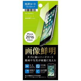 PGA iPhone 7 Plus用 液晶保護フィルム ハードコート PG-16LHD11