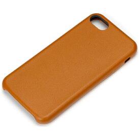PGA iPhone 7用 PUレザーケース キャメル PG-16MPU01CM