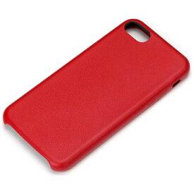PGA iPhone 7用 PUレザーケース ワインレッド PG-16MPU02RD
