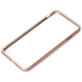 PGA iPhone 7用 アルミニウムバンパー ローズゴールド PG-16MBP04PK