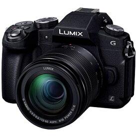 パナソニック Panasonic DMC-G8M-K ミラーレス一眼カメラ 標準ズームレンズキット LUMIX G8 ブラック [ズームレンズ][DMCG8M]