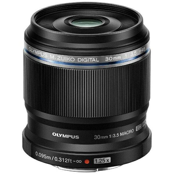 オリンパス OLYMPUS カメラレンズ M.ZUIKO DIGITAL ED 30mm F3.5 Macro【マイクロフォーサーズマウント】[ED30MMF35MACRO]