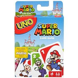 マテル Mattel ウノ スーパーマリオ[人気ゲーム 1202]