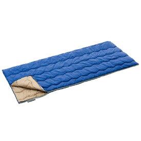 ロゴス LOGOS 封筒型シェラフ ROSY 丸洗い寝袋・15(ブルー)72600600【サイズ:75×185cm/適合胸囲:96cmまで/適正温度目安:15度まで】