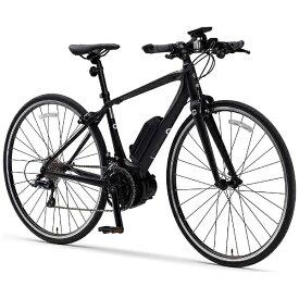 ヤマハ YAMAHA 700×28C型 電動アシストクロスバイク YPJ-C (マットブラック/18段変速)【XSサイズ/430mm】【組立商品につき返品不可】 【代金引換配送不可】