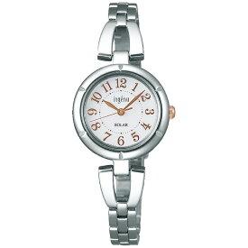 アルバ ALBA [ソーラー時計]アンジェーヌ(ingenu) 「おしゃれブレスソーラーモデル」 AHJD094