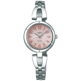 アルバ ALBA [ソーラー時計]アンジェーヌ(ingenu) 「おしゃれブレスソーラーモデル」 AHJD092