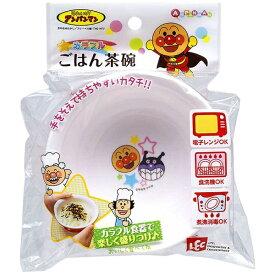 レック LEC アンパンマンごはん茶碗 KK-225 KK-225【wtbaby】