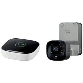 パナソニック Panasonic KX-HC300SK ネットワークカメラ スマ@ホーム システム [暗視対応 /無線 /屋外対応][KXHC300SKH] panasonic