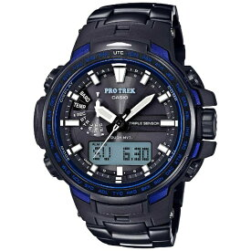 カシオ CASIO [ソーラー電波時計]プロトレック(PROTREK) 「Blue Moment Smart Access TOUGH MVT.」 PRW-6100YT-1BJF【日本製】[PRW6100YT1BJF]