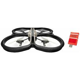 PARROT パロット 【ドローン】Parrot AR.Drone 2.0 GPS Edition HDカメラ付 クワッドコプター PF721933[PF721933]