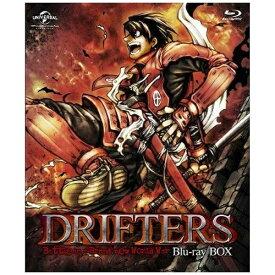 NBCユニバーサル NBC Universal Entertainment DRIFTERS Blu-ray BOX 特装限定生産 【ブルーレイ ソフト】