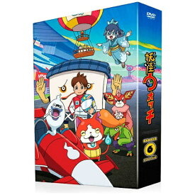 メディアファクトリー MEDIA FACTORY 妖怪ウォッチ DVD-BOX6 【DVD】