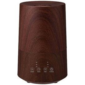 Three-up スリーアップ HFT-1624DW 加湿器 Float L(フロート L) ダークウッド [ハイブリッド(加熱+超音波)式 /3.5L][加湿器 卓上 オフィス 小型 おしゃれ アロマ]
