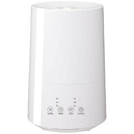 Three-up スリーアップ HFT-1624WH 加湿器 Float L(フロート L) ホワイト [ハイブリッド(加熱+超音波)式 /3.5L][加湿器 大容量 卓上 オフィス 小型 おしゃれ アロマ]