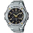 カシオ CASIO G-SHOCK(G-ショック) 「G-STEEL(Gスチール)MULTI BAND 6」 GST-W110D-1A9JF[GSTW110D1A9JF]【point…
