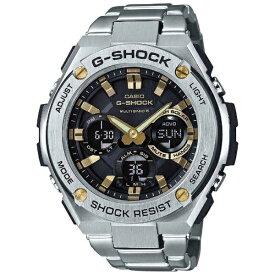 カシオ CASIO G-SHOCK(G-ショック) 「G-STEEL(Gスチール)MULTI BAND 6」 GST-W110D-1A9JF[GSTW110D1A9JF]