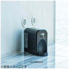 GAURA ガウラ 水素水生成器 GAURA mini(ガウラミニ) ブラック GH-T1[GHT1(B)]【ribi_rb】