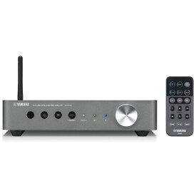 ヤマハ YAMAHA ワイヤレスストリーミングプリアンプ WXC-50SD [D/Aコンバーター搭載 /トランジスタ][WXC50SD]