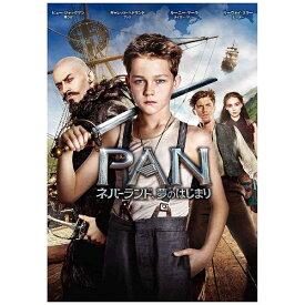 ワーナー ブラザース PAN〜ネバーランド、夢のはじまり〜 【DVD】