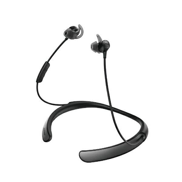 【送料無料】 BOSE Bluetooth対応[ノイズキャンセリング] カナル型イヤホン Bose Quiet Control 30 wireless headphones BLK QC30