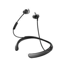 BOSE ボーズ ブルートゥースイヤホン カナル型 QuietControl 30 wireless headphones ブラック BLK QC30 [リモコン・マイク対応 /ワイヤレス(ネックバンド) /Bluetooth /ノイズキャンセリング対応][ボーズ ワイヤレスイヤホン QUIETCONTROL30WLBL]