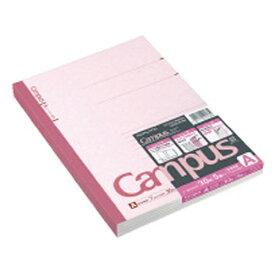 コクヨ KOKUYO [ノート] キャンパスノート 無線綴じ A罫 6号(セミB5) 30枚 5冊組 ノ-3ANX5